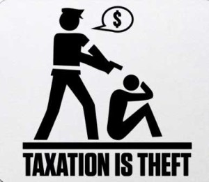 theft and taxes