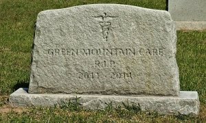 R.I.P Green Mountain Care, Vermont's single payer health care plan