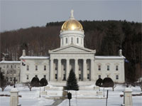 Vermont legislature to select the next governor