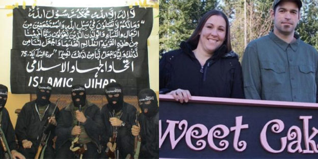 jihadists and bakers