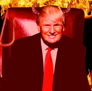 Trump is the devil you don't know